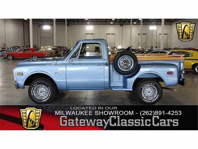 1970 Chevrolet C10 | 1041269