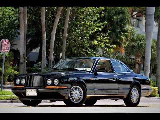 1996 Bentley Continental | 1041270