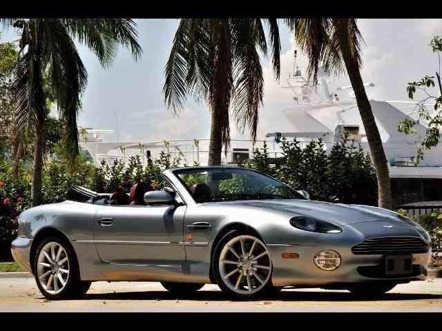 2000 Aston Martin DB7 Vantage Volante Convertible | 1041272