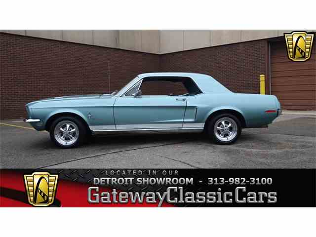 Picture of '68 Mustang - MBGV