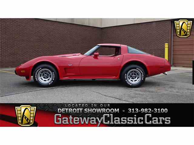 Picture of 1979 Corvette located in Dearborn Michigan - $21,595.00 - MBGW