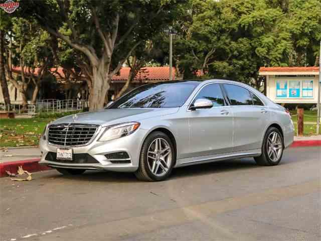 2014 Mercedes-Benz S-Class | 1041299