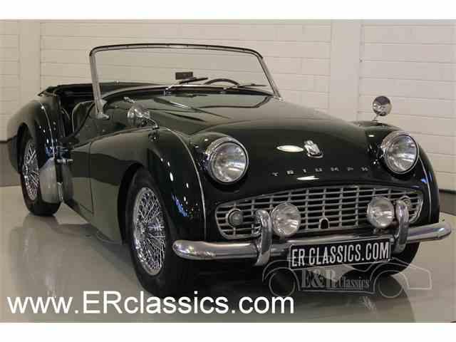 1960 Triumph TR3A | 1040013