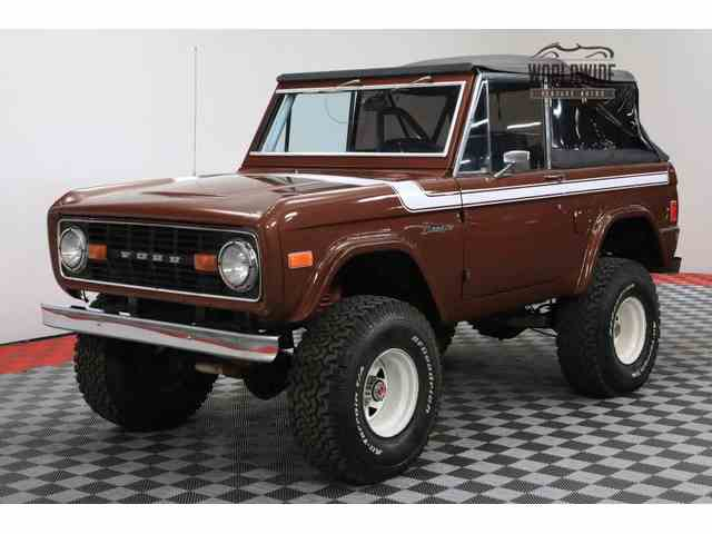 1977 Ford Bronco   1041305
