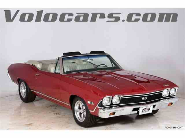 Picture of Classic '68 Chevelle SS Offered by Volo Auto Museum - MBHA