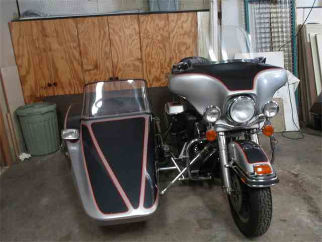 1993 Harley-Davidson® FLHTC - Electra Glide® Classic | 1041312