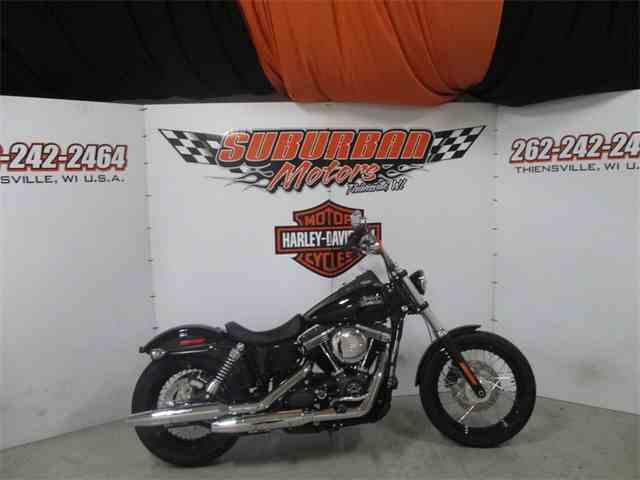 2017 Harley-Davidson® FXDB - Street Bob® | 1041314