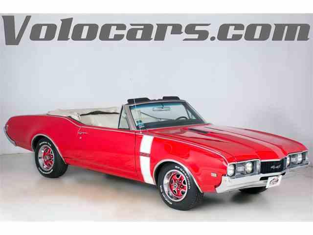 1968 Oldsmobile 442 | 1041316