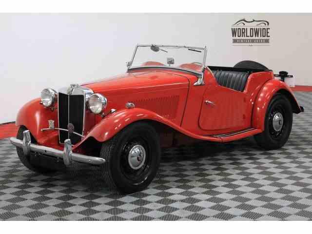 1952 MG TD | 1041323