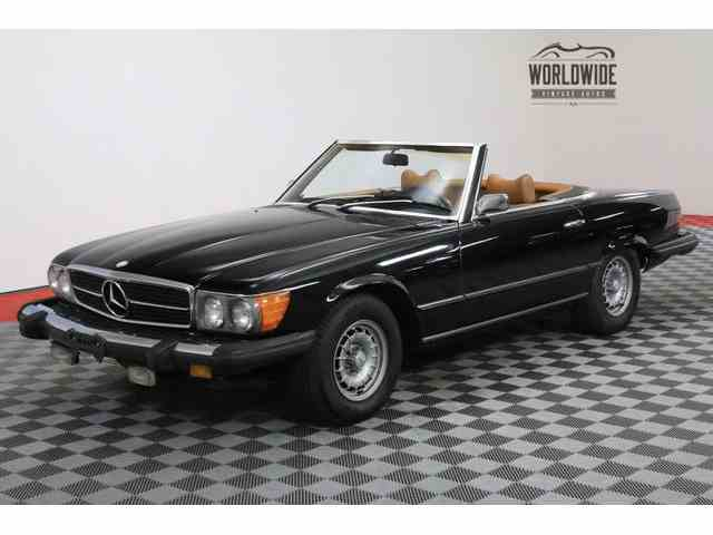 1974 Mercedes-Benz 450SL | 1041327