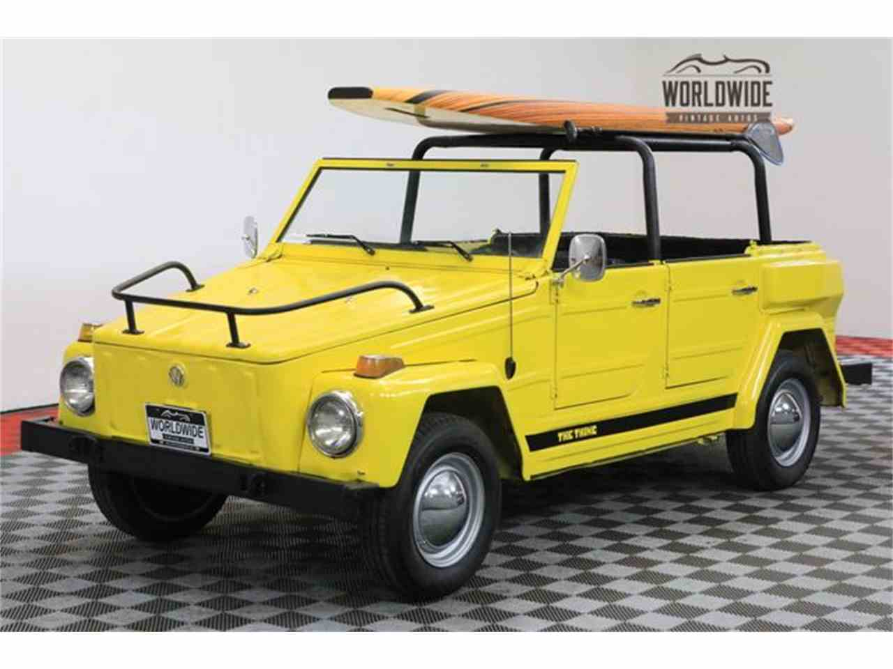 1974 Volkswagen Thing for Sale - CC-1041347