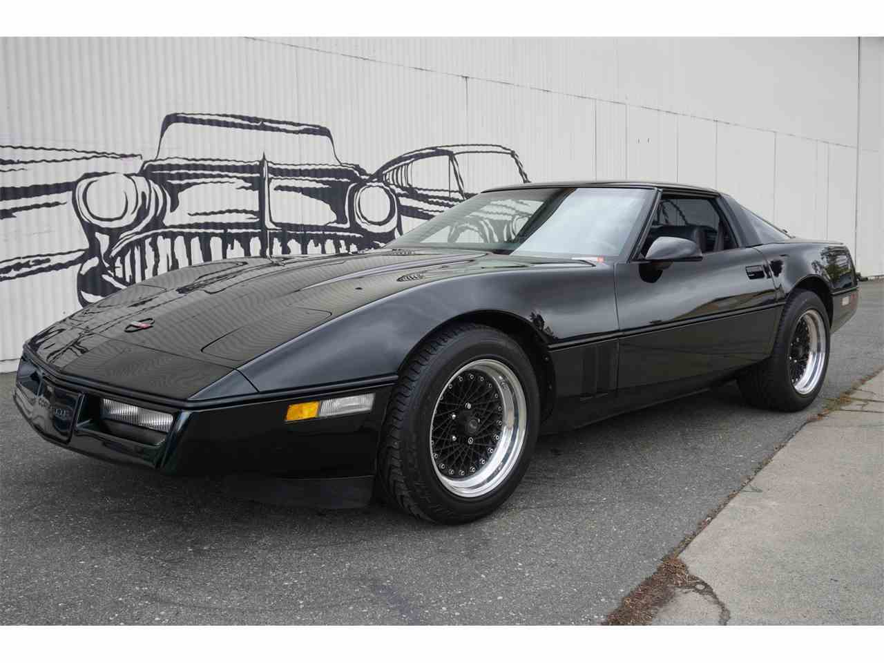 Large Picture of '85 Corvette - MBIE