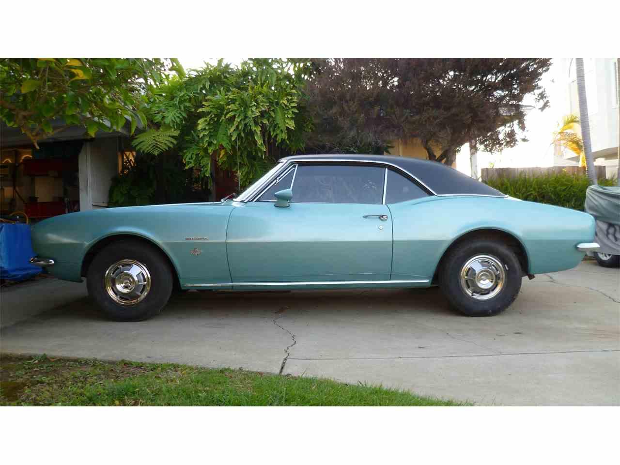 1967 Chevrolet Camaro for Sale - CC-1040136
