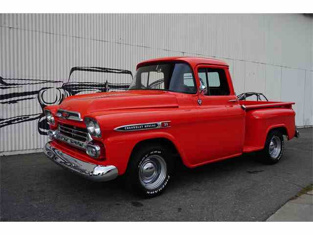 1959 Chevrolet 3100 | 1041360