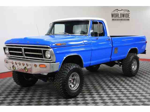 1972 Ford F250 | 1041361