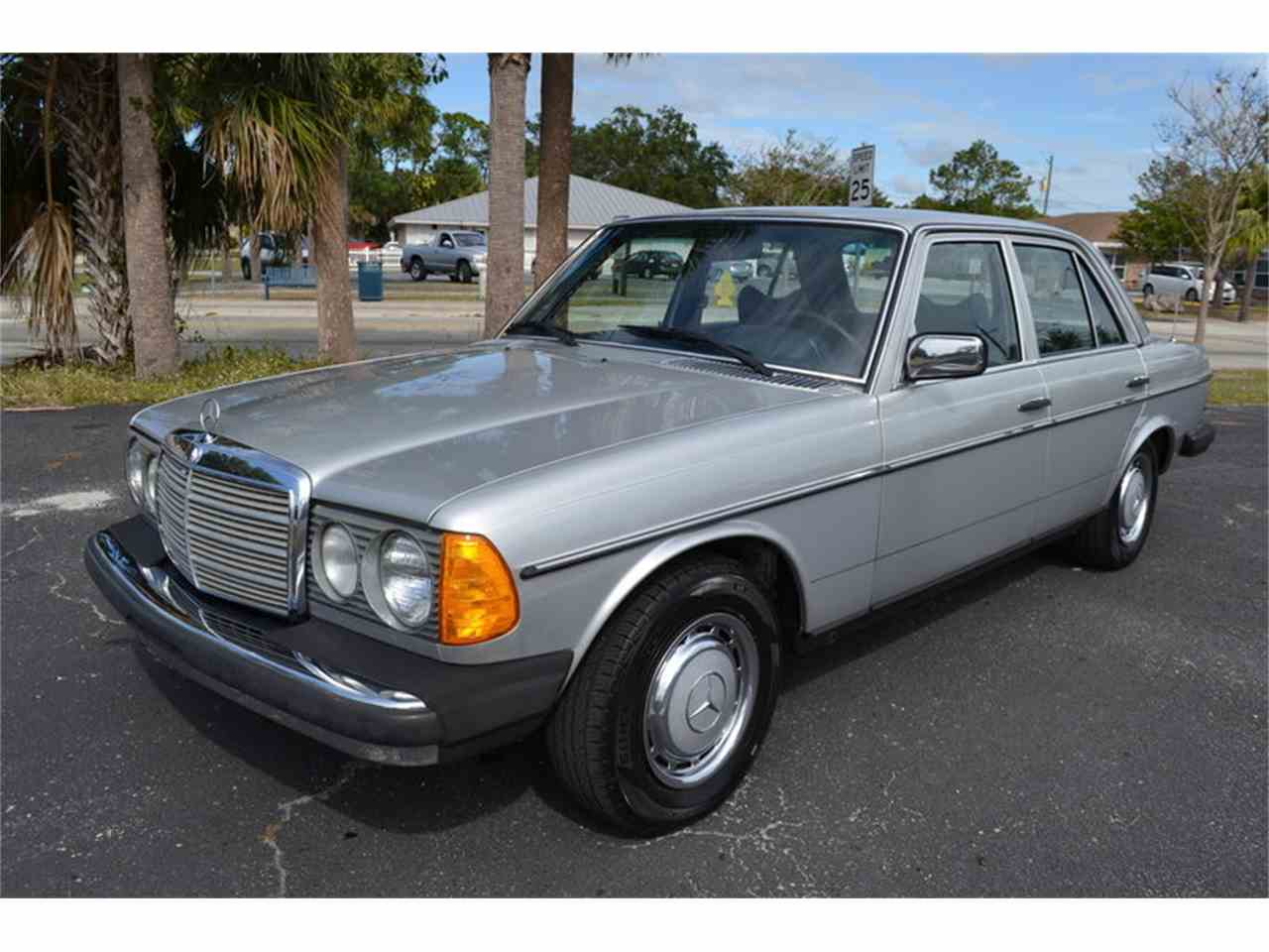 1977 mercedes benz 300d for sale cc for Mercedes benz englewood service