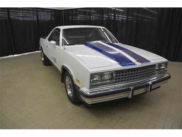 Picture of 1984 Chevrolet El Camino SS located in Morgantown Pennsylvania - $10,600.00 - MBIV
