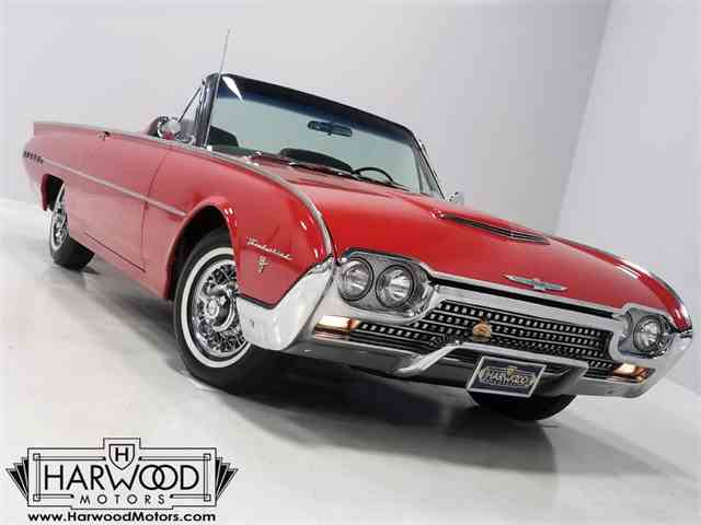 1962 Ford Thunderbird | 1040137
