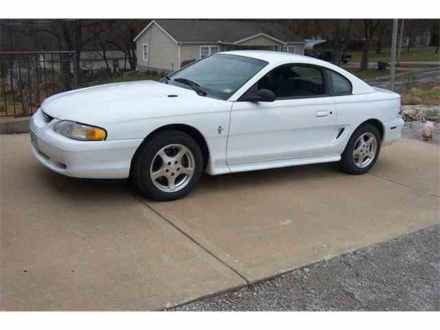 1995 Ford Mustang | 1041373