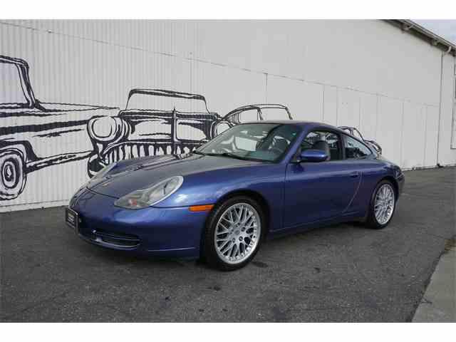 2000 Porsche 911 | 1041385