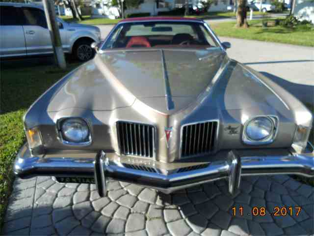 Picture of 1973 Pontiac Grand Prix located in Fort Lauderdale FLORIDA Offered by a Private Seller - MBJI