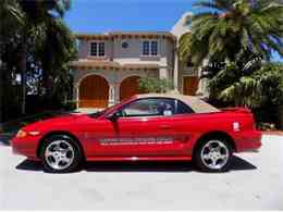 1994 Ford Mustang Cobra for Sale - CC-1041391