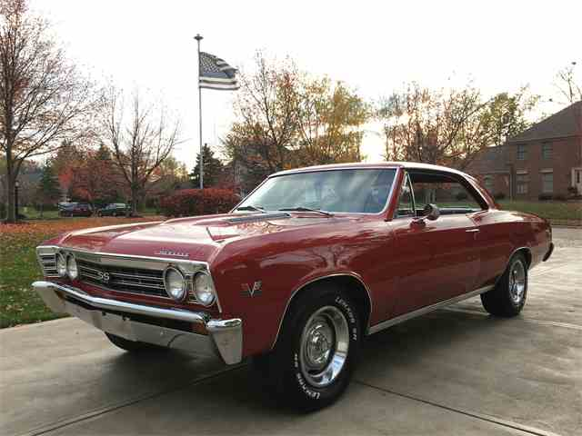 1967 Chevrolet Chevelle SS | 1041392