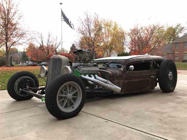 1933 Chevrolet Rat Rod | 1041393