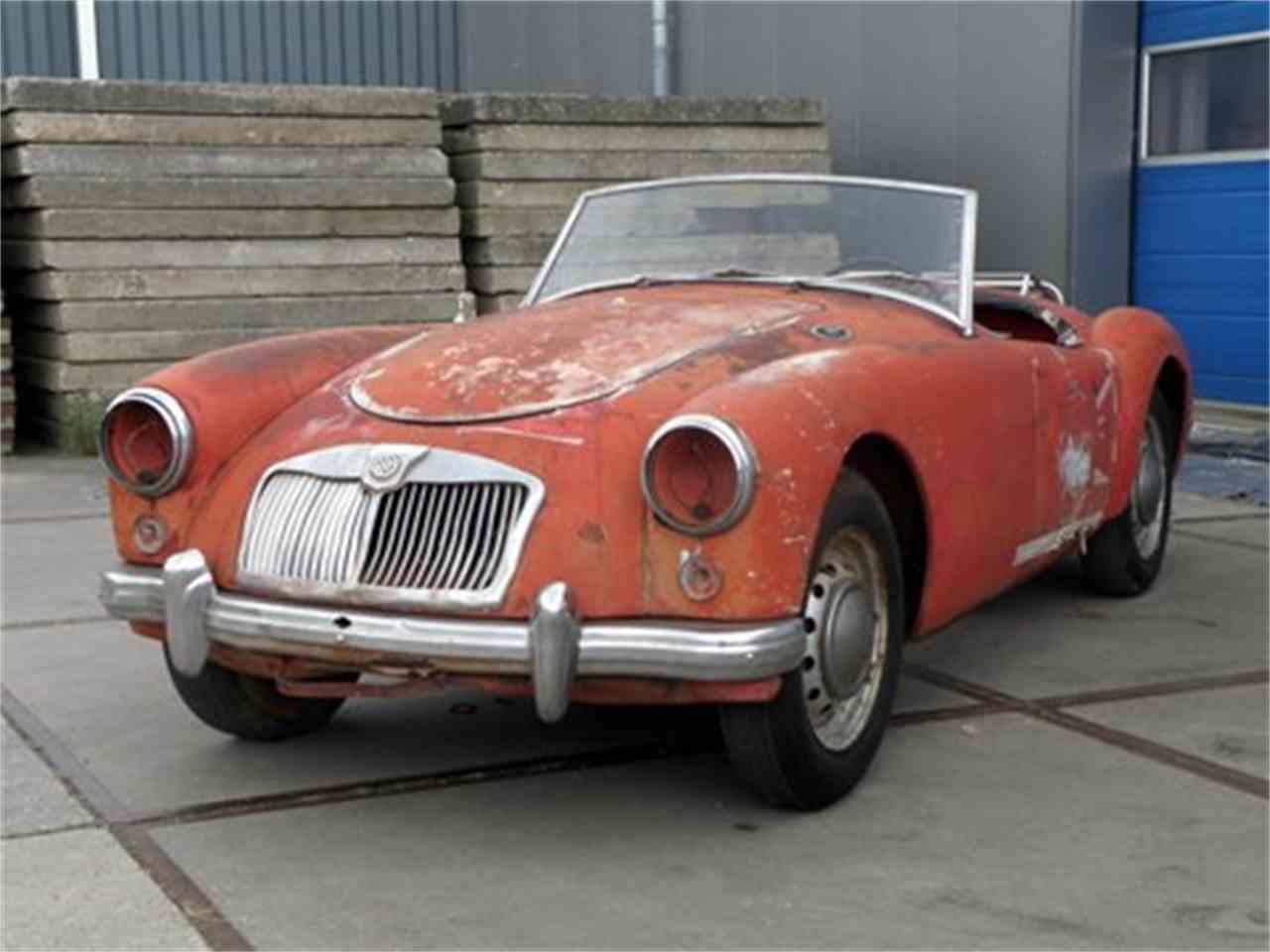 1959 Mg Mga For Sale Classiccars Com Cc 1041400