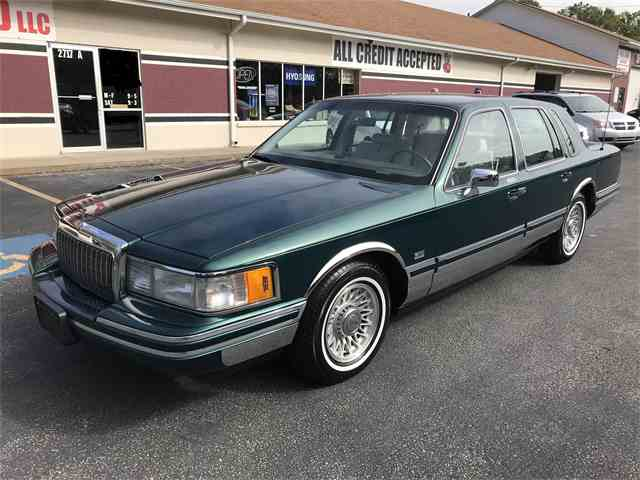 1993 Lincoln Town Car | 1041416