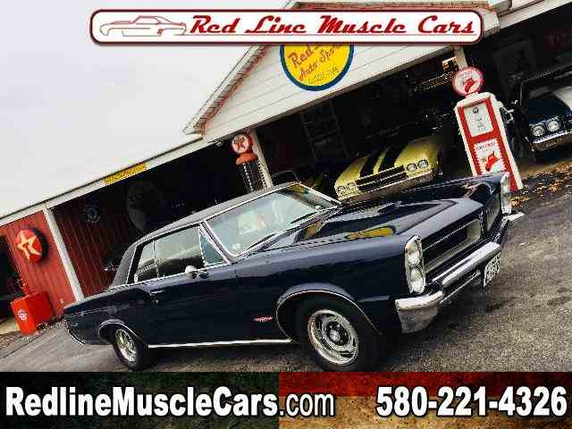 Picture of Classic 1965 GTO located in Oklahoma Offered by Red Line Auto Sports - MBKA