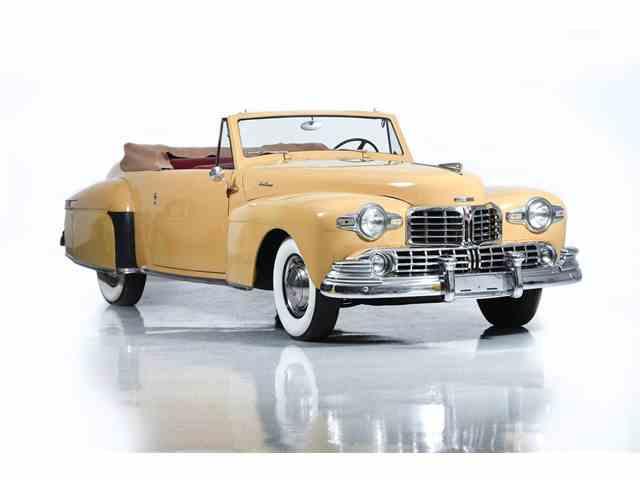 1948 Lincoln Continental | 1041442