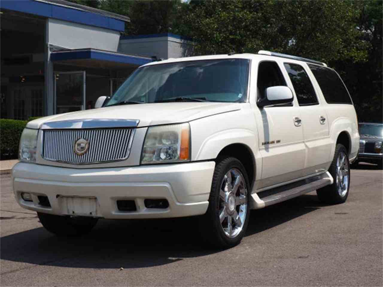 Large Picture of 2003 Escalade - $3,000.00 - MBL6