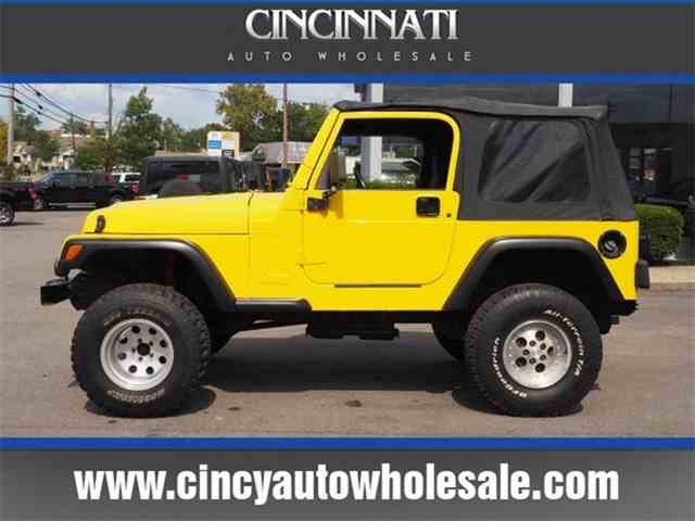 2000 Jeep Wrangler | 1041454