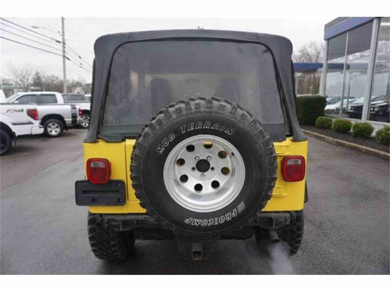 Large Picture of '00 Wrangler - MBLA