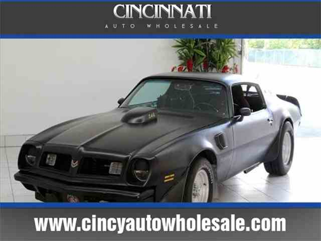 1975 Pontiac Firebird Trans Am | 1041458