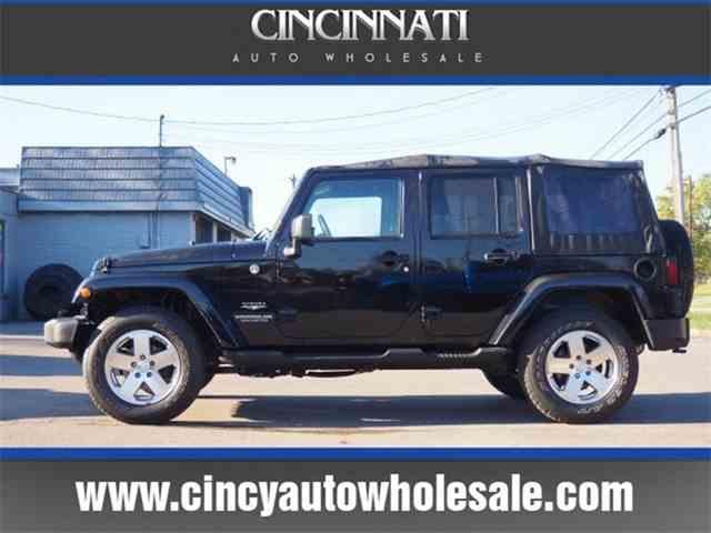 2009 Jeep Wrangler | 1041465