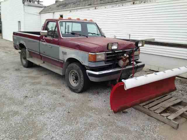 1991 Ford F250 | 1041466