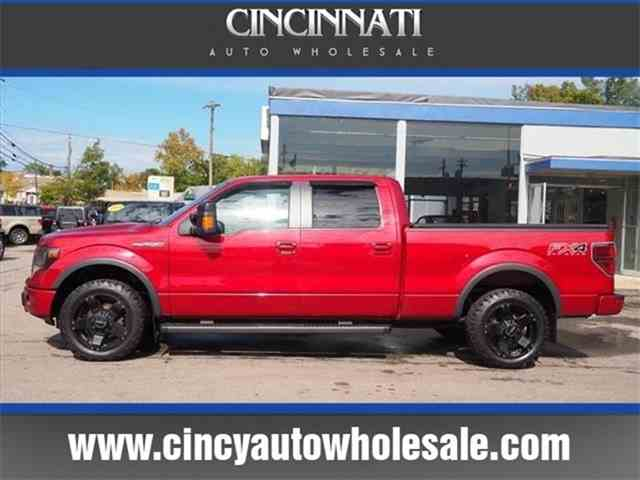 2014 Ford F150 | 1041467