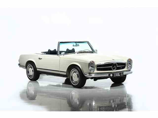 Picture of 1967 230SL - MBLP
