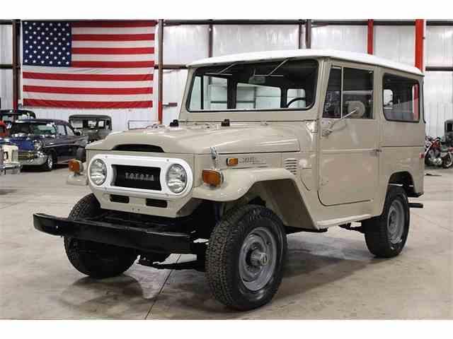 1974 Toyota Land Cruiser FJ40 | 1040147