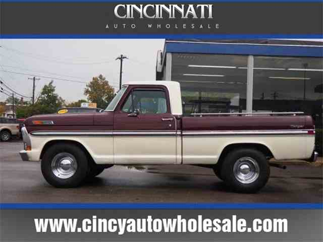 1972 Ford F100 | 1041472