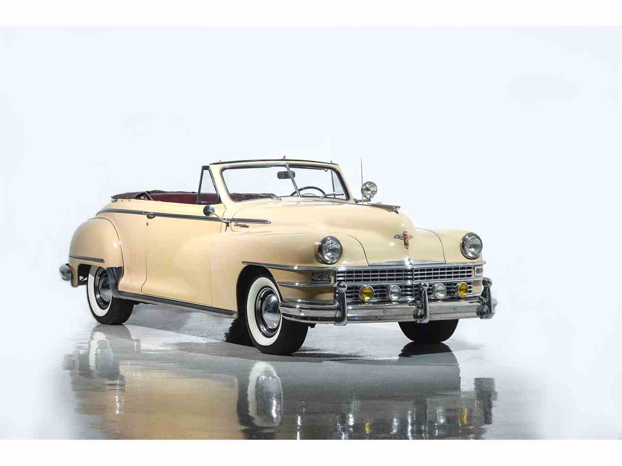 1948 Chrysler Windsor for Sale | ClassicCars.com | CC-1041478