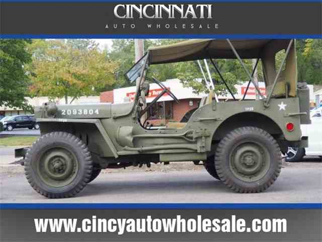 1943 Willys Jeep | 1041493