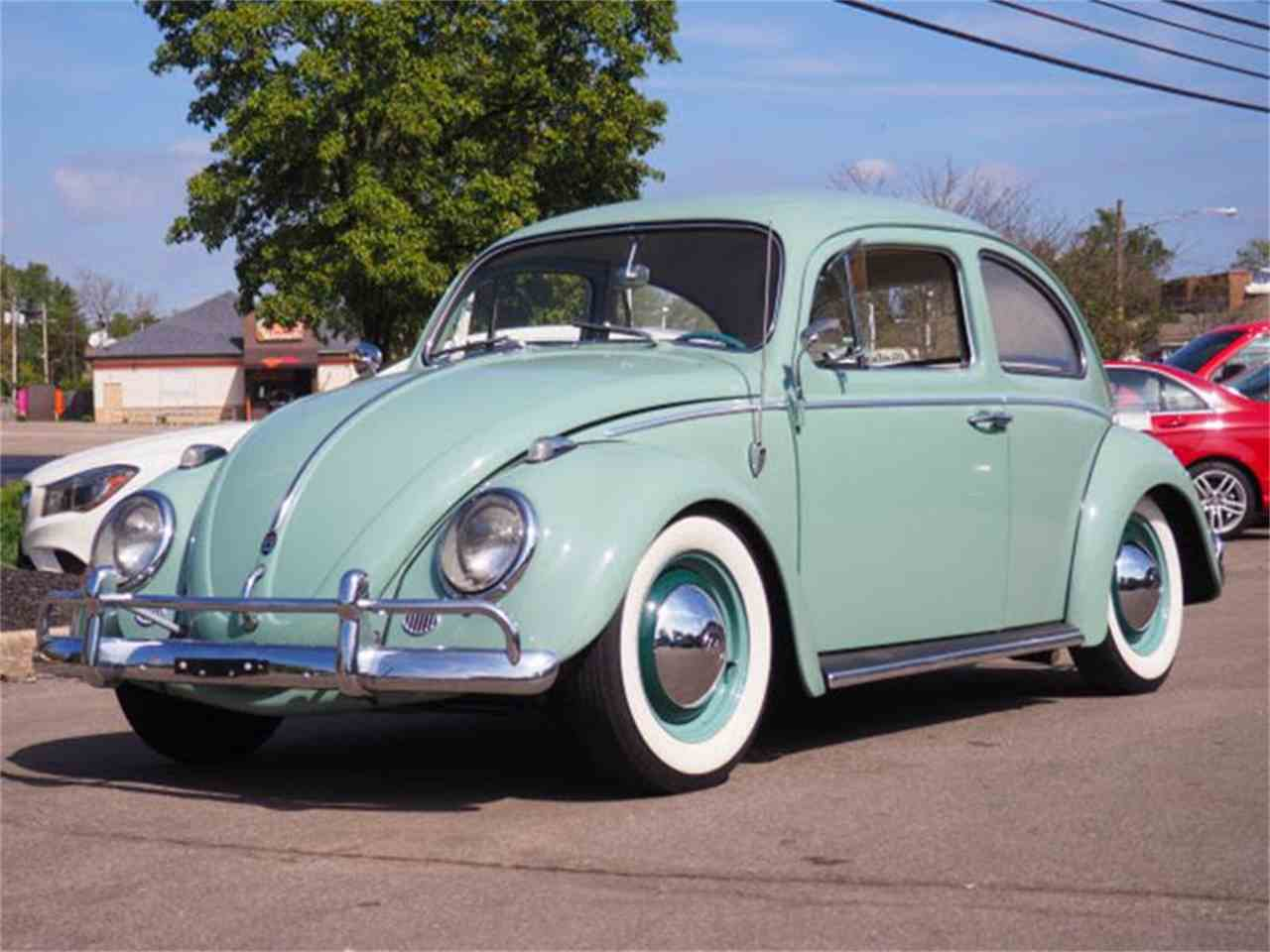 1961 Volkswagen Beetle For Sale Classiccars Com Cc 1041497