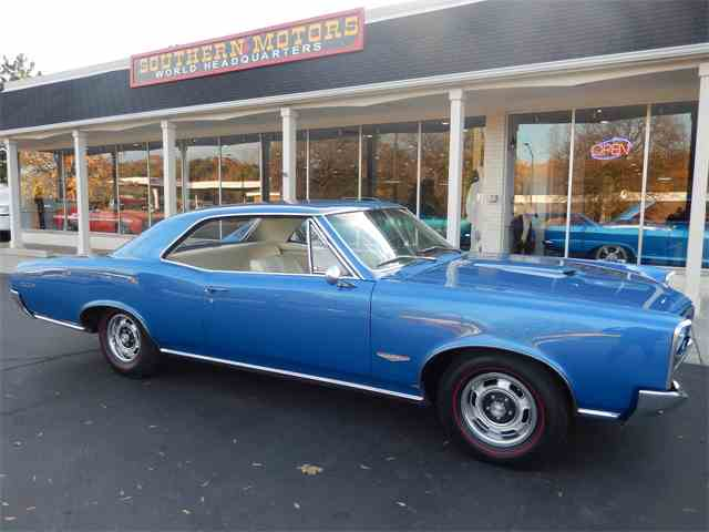 Picture of '66 GTO - MAHB