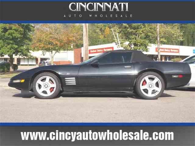 1993 Chevrolet Corvette | 1041502