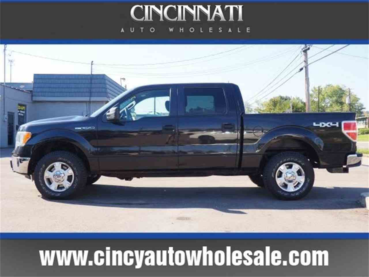 2011 Ford F150 for Sale - CC-1041506