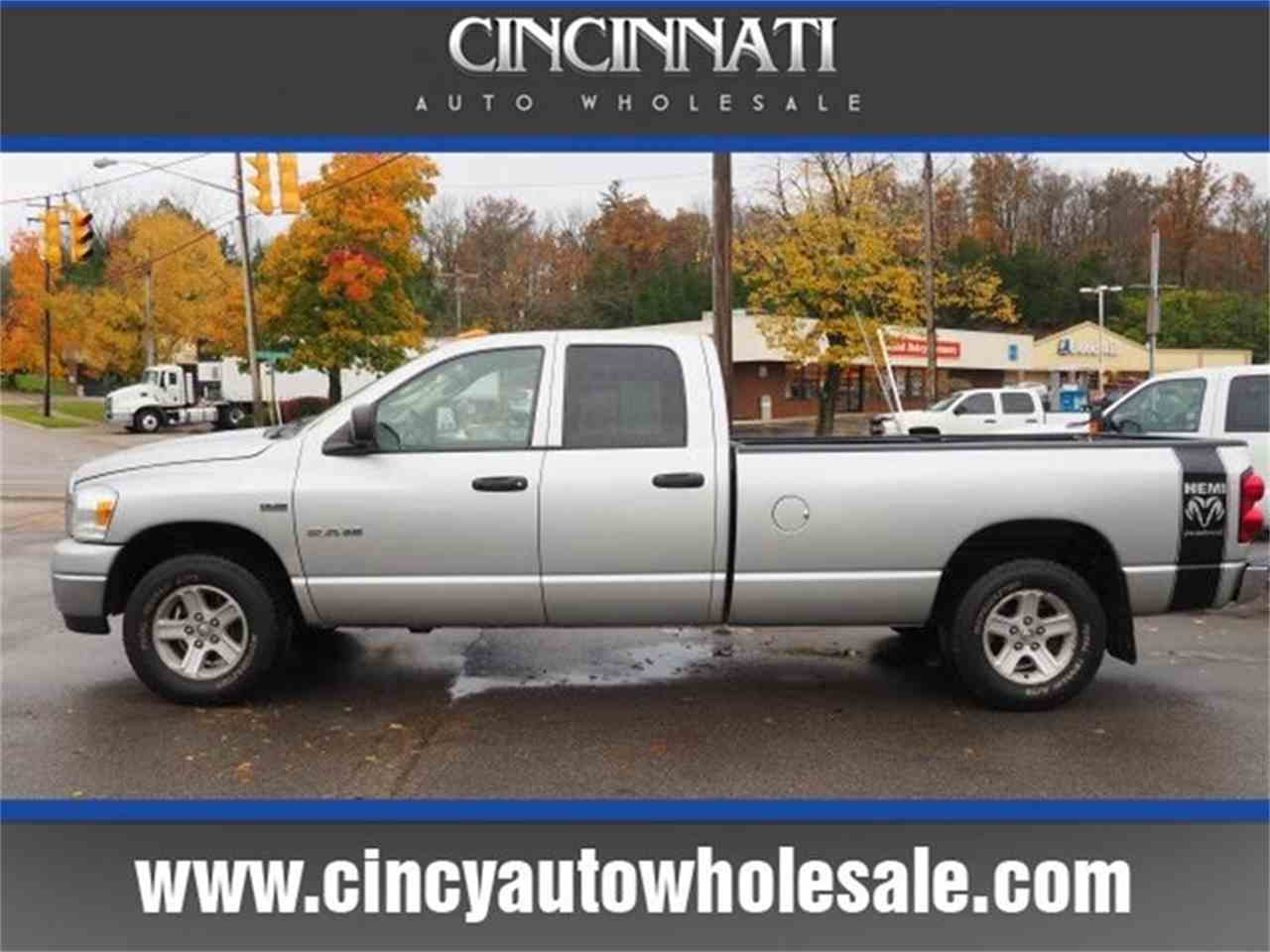 Large Picture of 2008 Ram 1500 located in Ohio - MBMR