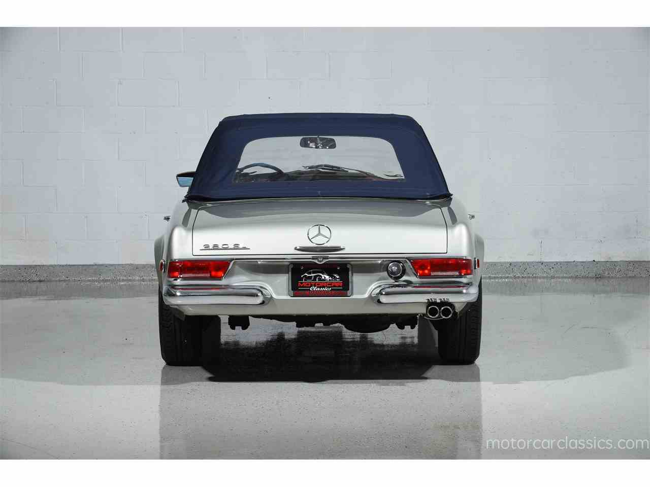 1968 mercedes benz 280sl for sale cc for Mercedes benz worldwide sales figures